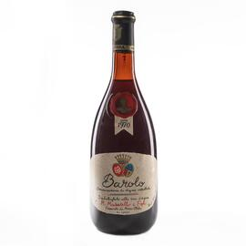 1970 M. Mascarello Barolo - 75cL