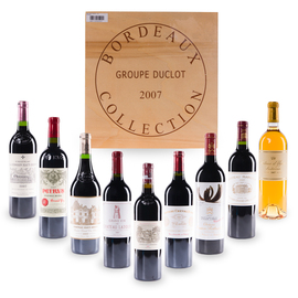 2007 Duclot Collection - 75cl (9 Bottles)
