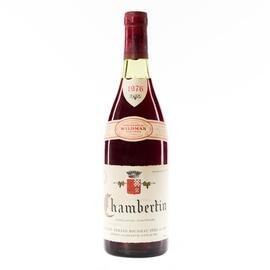 1976 Domaine Armand Rousseau Chambertin - 75cL