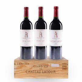Latour Assortment - 75cL (3 Bottles)